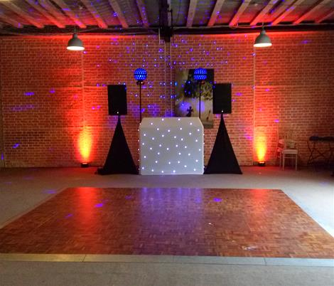 Wedding Disco - Cherwell Boat House, Oxford Image 1