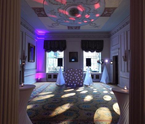 Wedding Disco at Chandos House, London Image 1